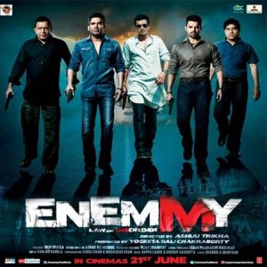 Enemmy (2013) Mp3 Songs Free Download