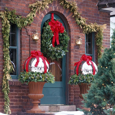 Outdoor Christmas Decorating Ideas with Amazing Style 6