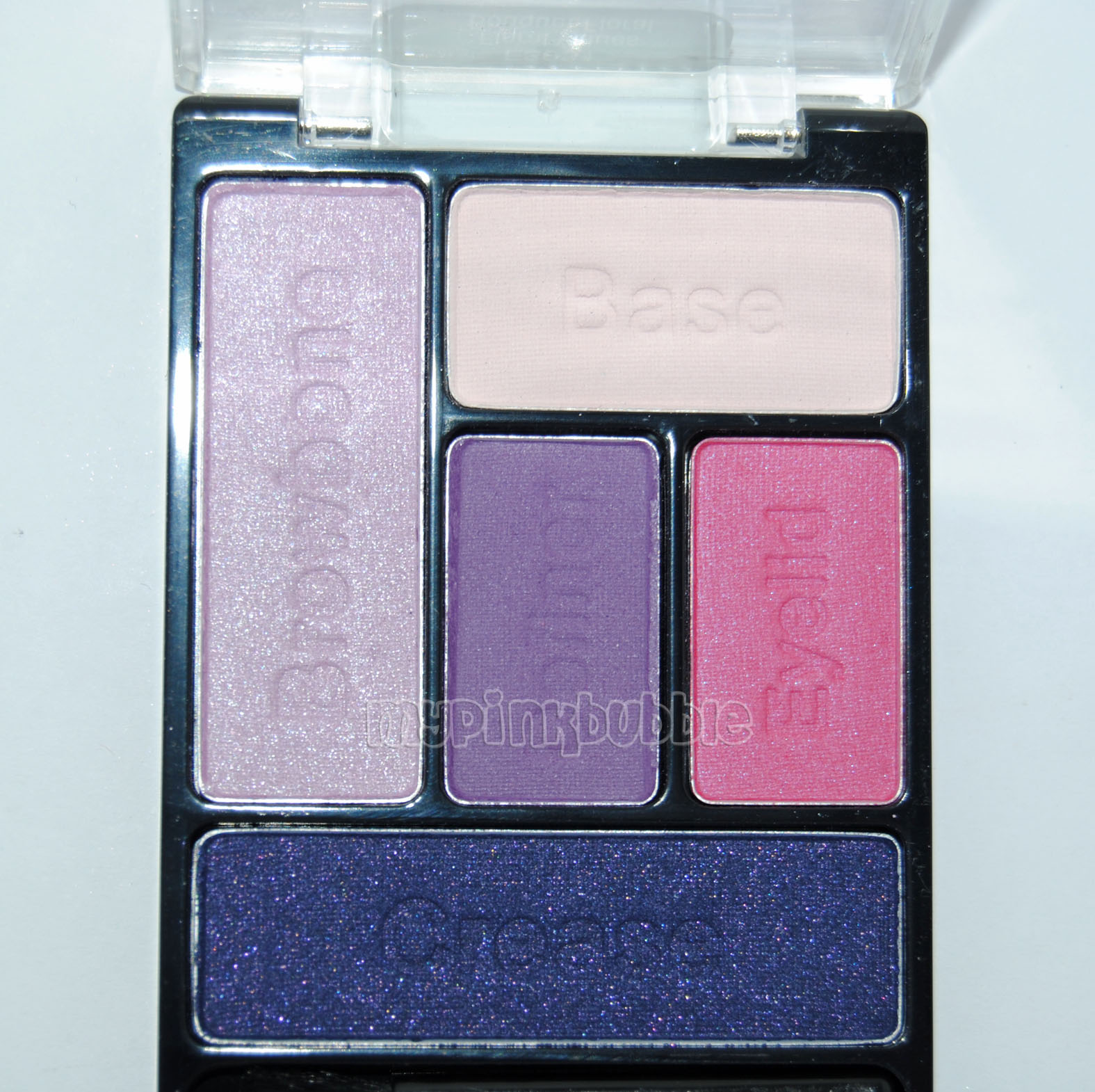 Paleta Floral Values wet n wild cerca