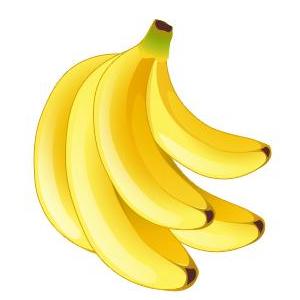 régime de bananes (dessin)