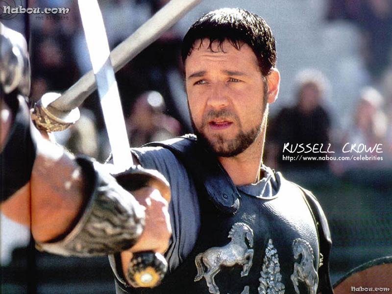 Russell Crowe Wallpape...
