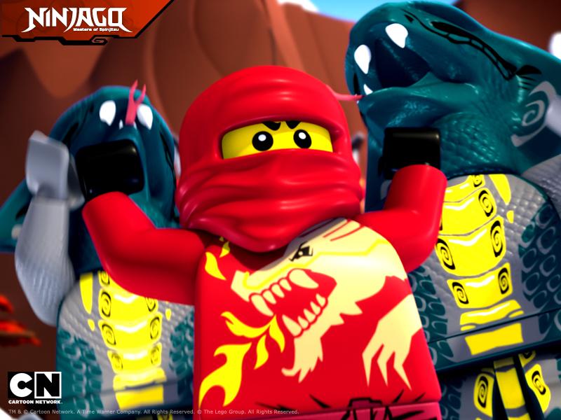 Eating Kids' Media: Lego Ninjago: Episode 1, Way of the Ninja