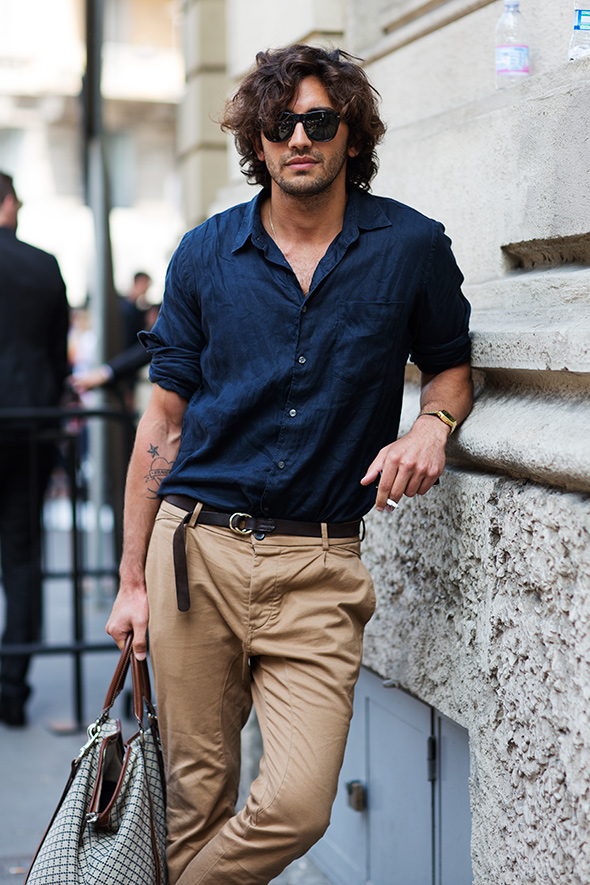 La Petite Robe Noire Italian Men 39 S Style