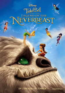 Watch Tinker Bell and the Legend of the NeverBeast (2014) movie free online