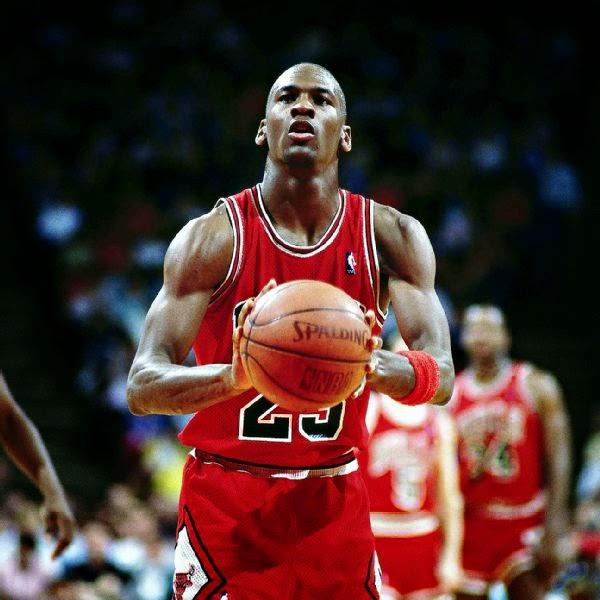 """Biografi Pemain Bola Basket Dunia """"Michael Jeffrey Jordan"""