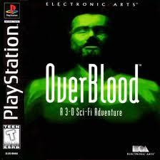 Overblood   PS1
