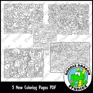 http://www.doodledragonstudios.com/digital-stamps/5-new-adult-coloring-pages/prod_407.html