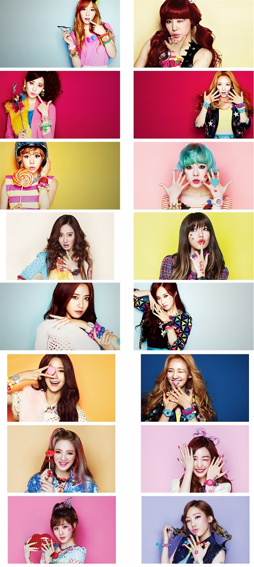 Girls' Generation Theme For Windows 7 And 8