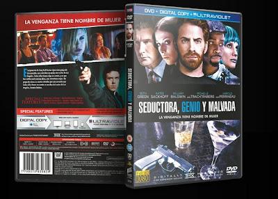 Genia, Malvada Y Sexy (2014) [DVDRip] [Latino]