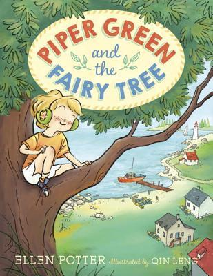 Beth fish reads review two piper green books by ellen potter for Fish in a tree summary