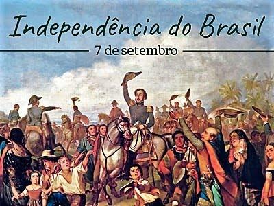 7 de setembro: Brasil