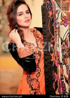 Charizma Salwar Kameez Winter Collection
