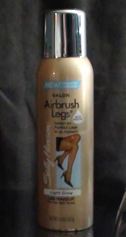 Experimental beauty sally hansen salon airbrush legs review for 85 degrees tanning salon