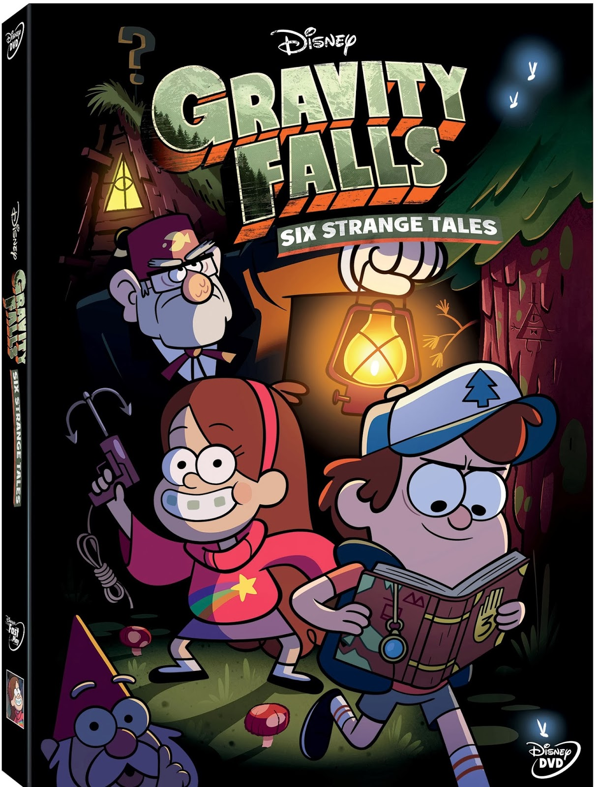 Gravity Falls Six Strange Tales Mommy Katie Squishy Circuits Teach Electrical Innovation Opus Magnum