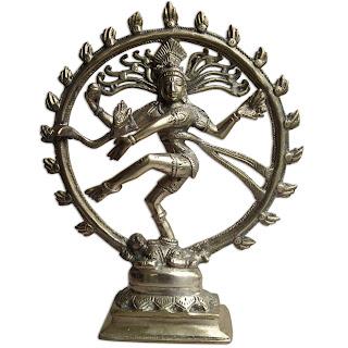Religion & Spirituality- Natraj Brass Statue Sculpture
