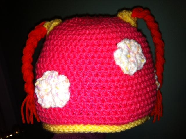 Free Crochet Pattern Umizoomi : 3 Monkeys Mommy: Team Umizoomi Hat, Crochet Pattern