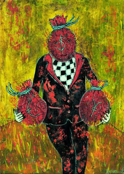 Moneyman      13x18  cm