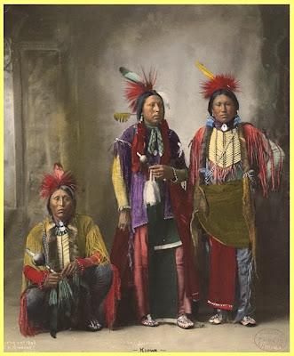 Indios Kiowa