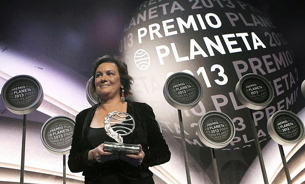 Clara Sánchez ha sido la ganadora del Premio Planeta 2013 con esta novela