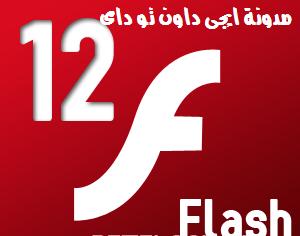 تحميل برنامج فلاش بلير 2014 الفلاش بلاير 12 لتشغيل الفيديو Adobe Flash Player