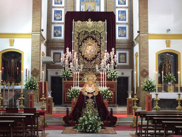Hermandad Sacramental de La Candelaria, Jerez