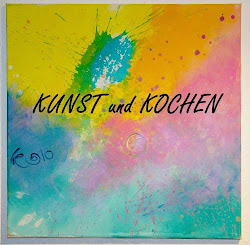 Kunst und Kochen im Duett