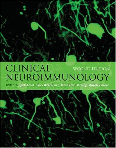 Miễn dịch học Thần kinh Lâm sàng 2e