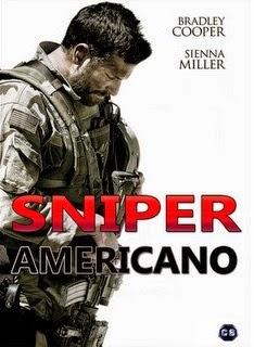Sniper Americano – Dublado (2014)