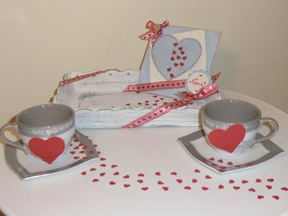 San Valentino Shabby