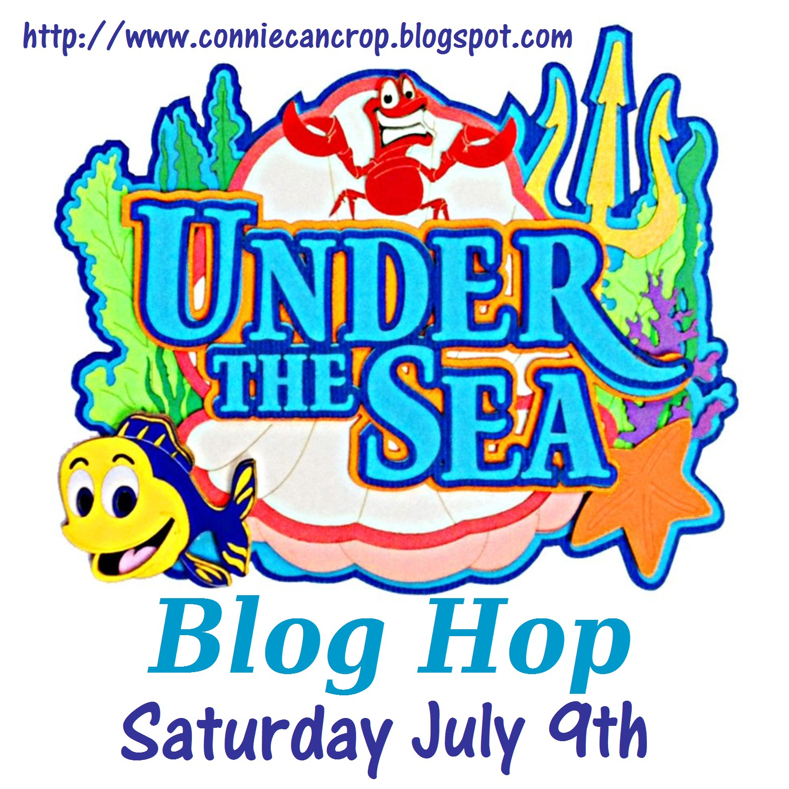 Under the Sea Blog Hop
