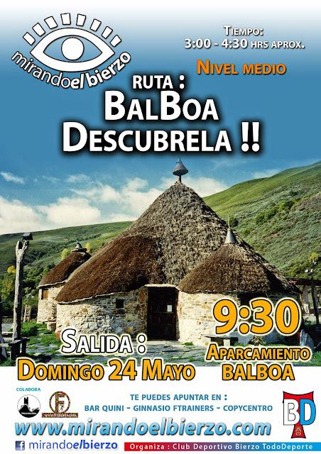 Balboa Descubrela