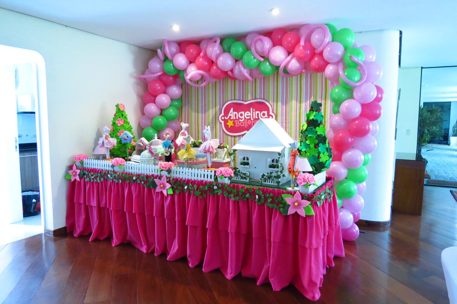 Festa de menina | Trio, eventos e ideias criativas!