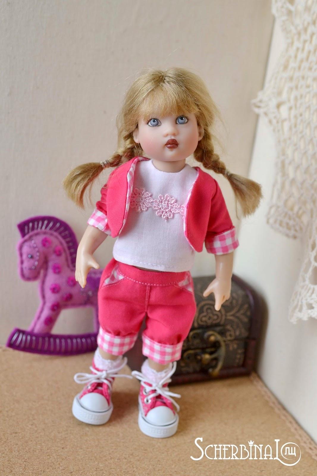 Коллекционные куклы Helen Kish: Riley