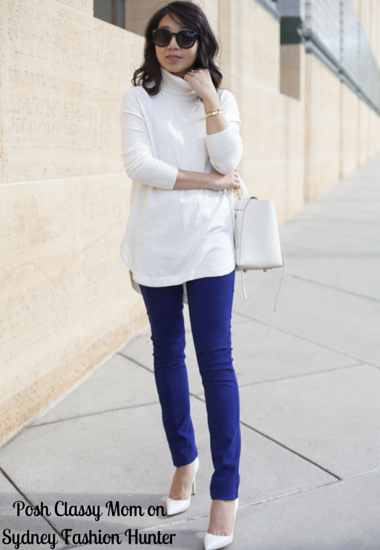 Sydney Fashion Hunter Featured Blogger - Posh Classy Mom