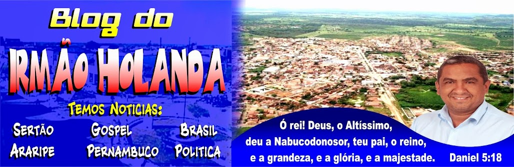 Blog do Irmão Holanda
