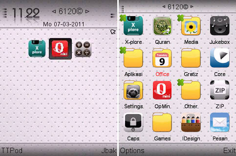 iPhone Lush 1.0 by Dsma, Download
