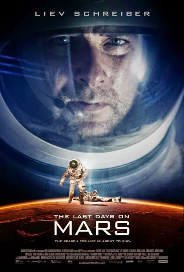 The Last Days on Mars (Los últimos días en Marte) - Solo Full Películas