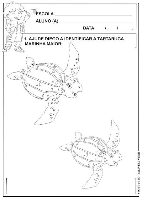 Atividade Conceito Maior Menor/ Diego