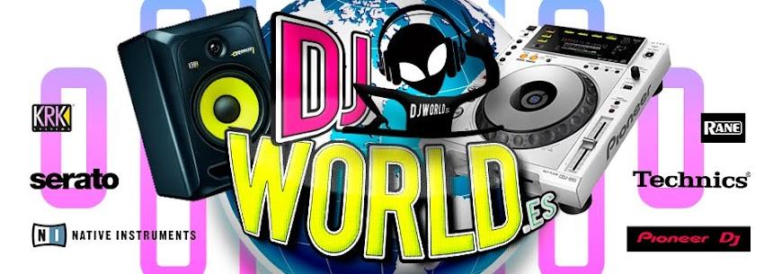 DJ WORLD SHOP