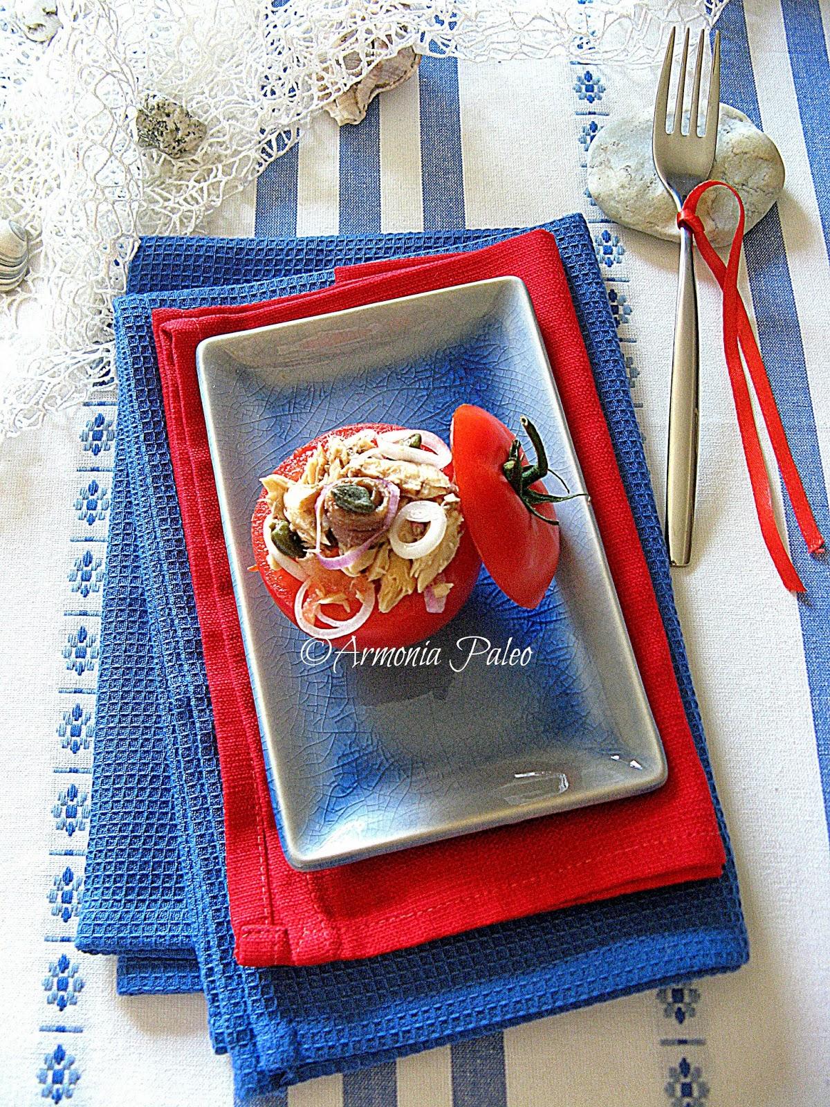 Pomodori al Mare di Armonia Paleo