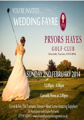 Stockman Holt Ba Hons Pryors Hayes Wedding Fair