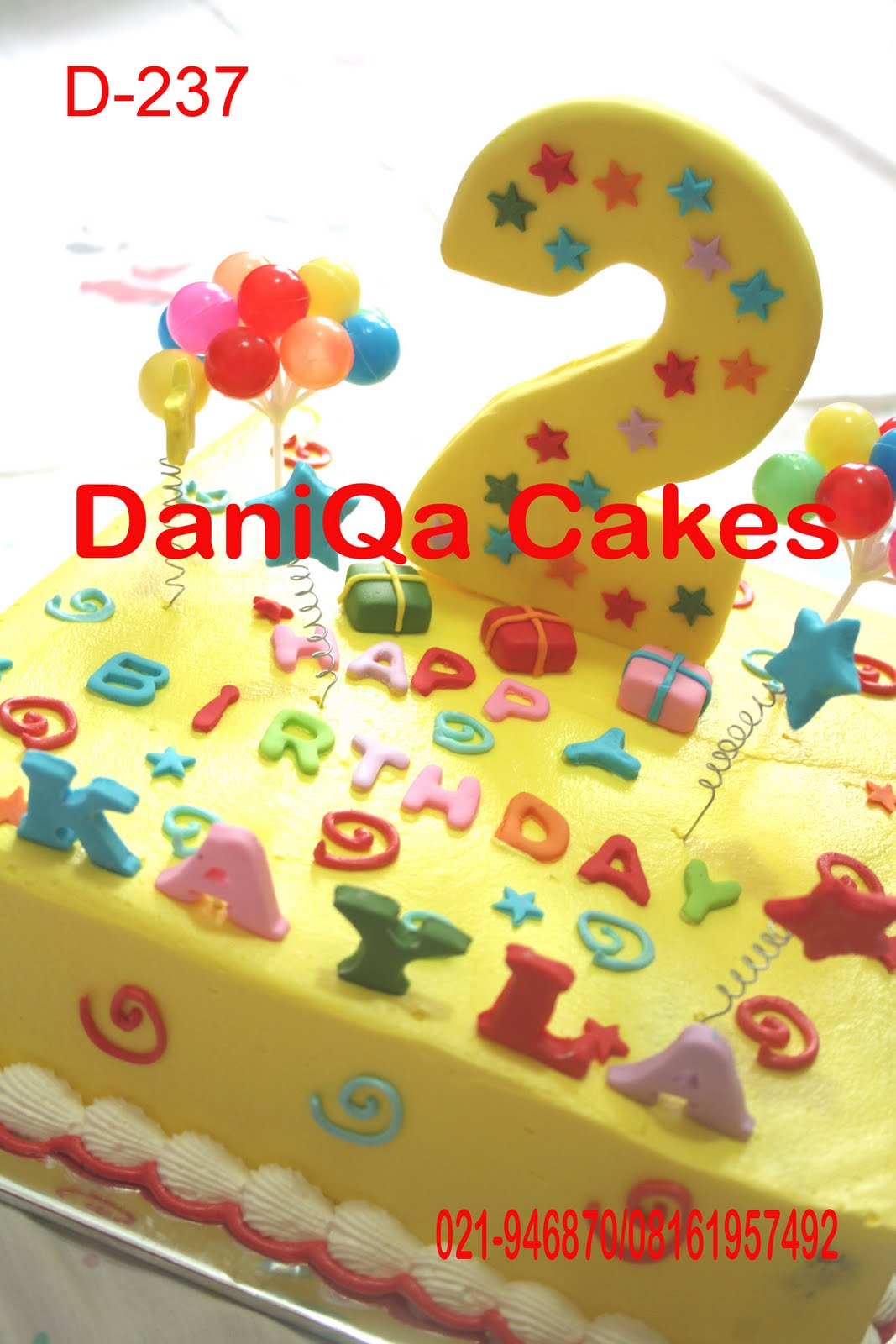 DaniQa Cakes & Traditional Snack