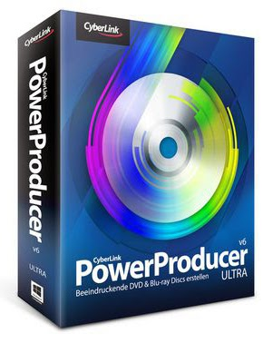 564564 Download   CyberLink PowerProducer 6.0.2923 Ultra + Ativação