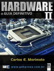 Livro de montagem e manutenção de hardware.