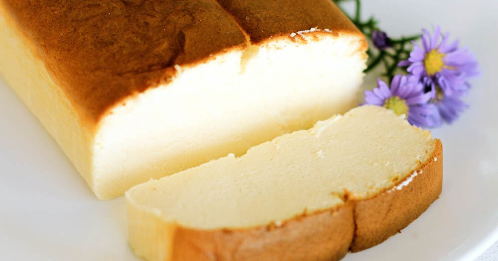 Happy Easter & Japanese Cheesecake