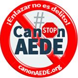 No al Canon AEDE