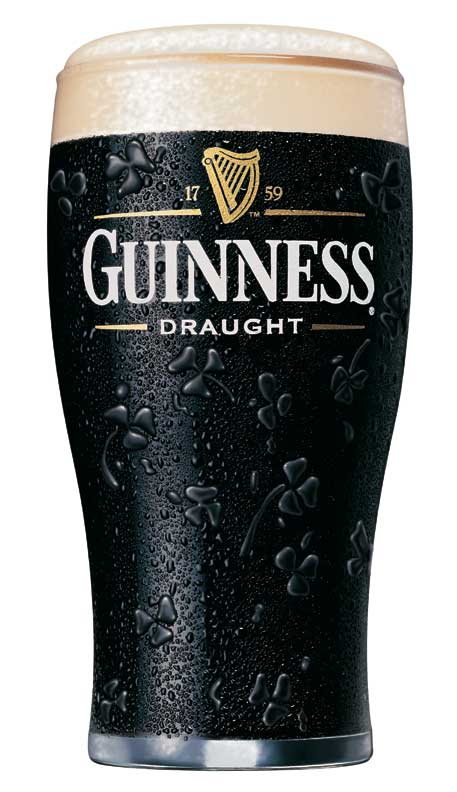 The Hoppy Drop Guinness Irish Quintessence