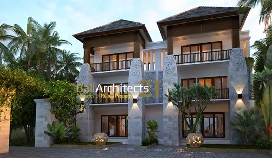 Aneka inspirasi Desain Rumah 2 Lantai Luas Tanah 150 M2 yang cantik