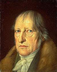 Frases do filosofo Hegel