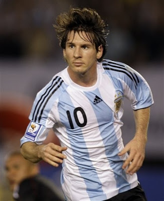 fotos de messi